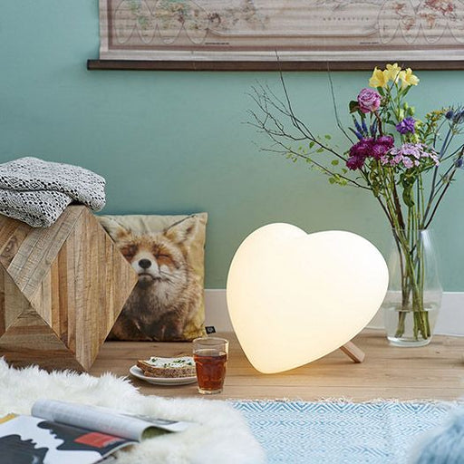 Lia Heart LED Light by Mr Maria