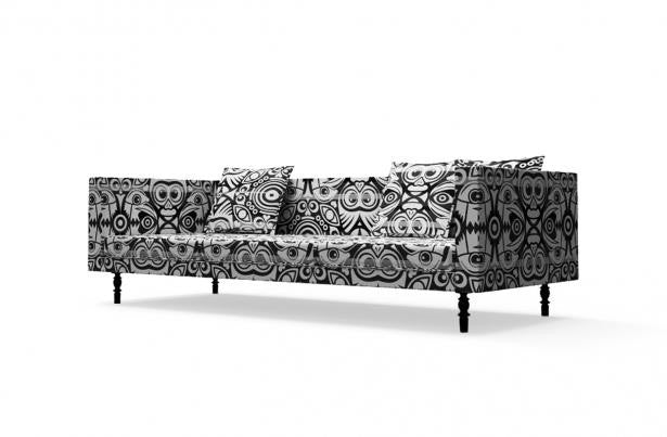 Boutique Series Sofa by Moooi
