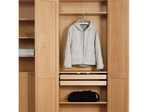 Clothes-Hanger for KA72 or 2K-SKÅP Bookcase/Cabinet by Karl Andersson & Söner