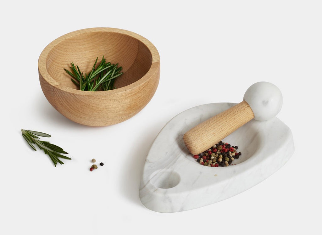 Crux Mortar and Pestle by Castor for Umbra Shift