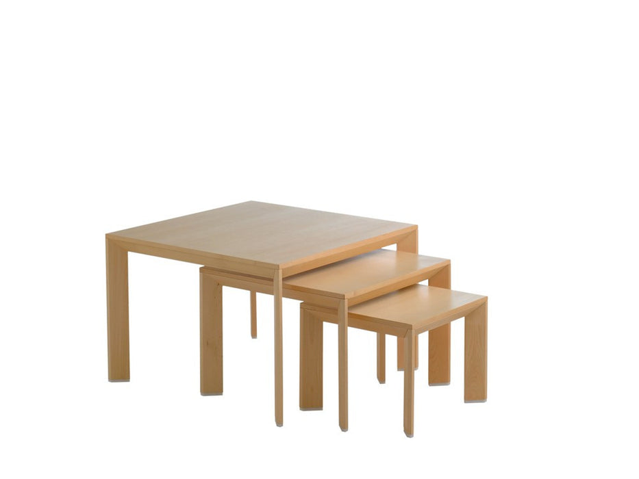Chamfer Table by Karl Andersson & Söner (Sizes Part 2)