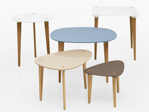 Buff Table w/ 3 Legs by Karl Andersson & Söner