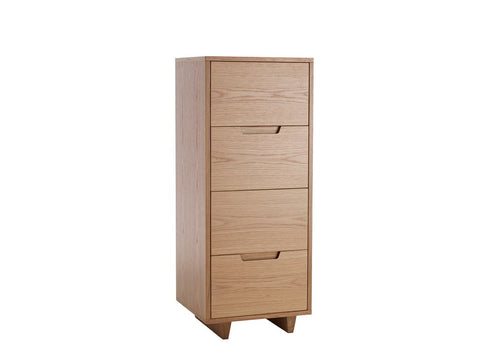 May Chest of Drawers, 4 Drawers 460W by Karl Andersson & Söner