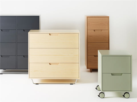 May Chest of Drawers, 4 Drawers 656H by Karl Andersson & Söner