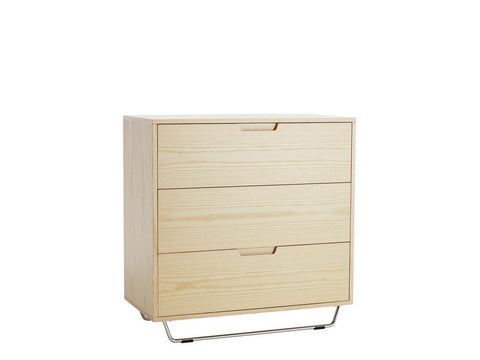 May Chest of Drawers, 3 Drawers 900W by Karl Andersson & Söner