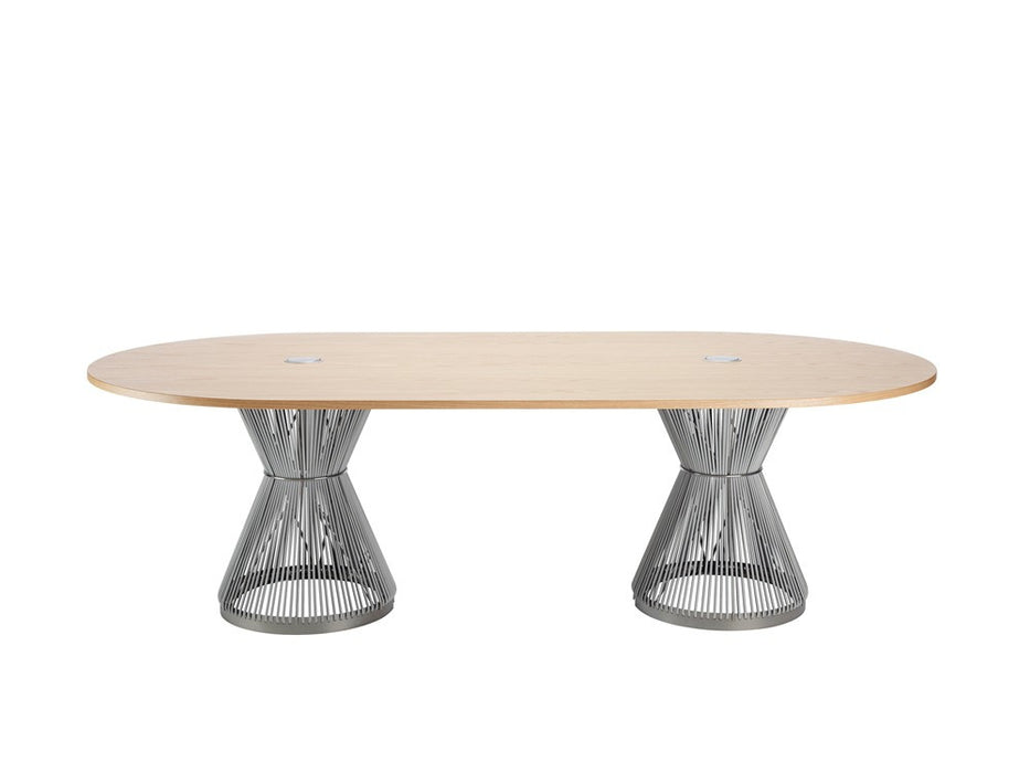 Hide Oval Table by Karl Andersson & Söner