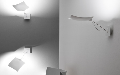 18 x 18 Suspension Lamp by Ingo Maurer