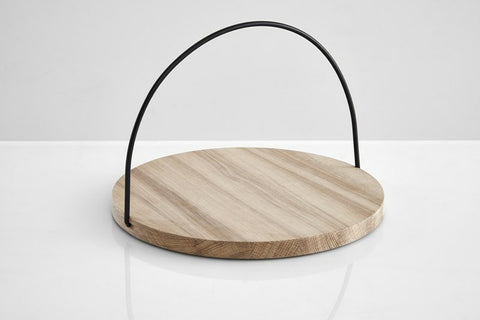 Loop Tray by Woud Denmark