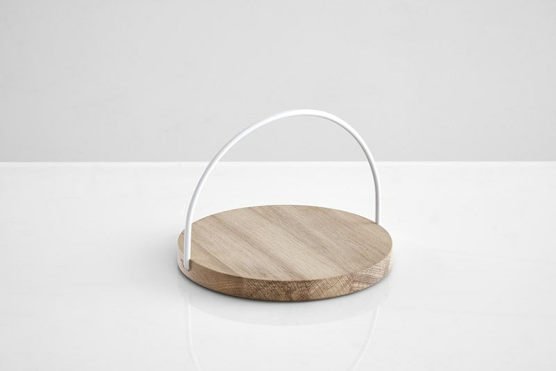 Loop Tray Small, Large by Woud Denmark