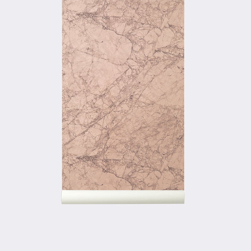 Marble Wallpaper by Ferm Living