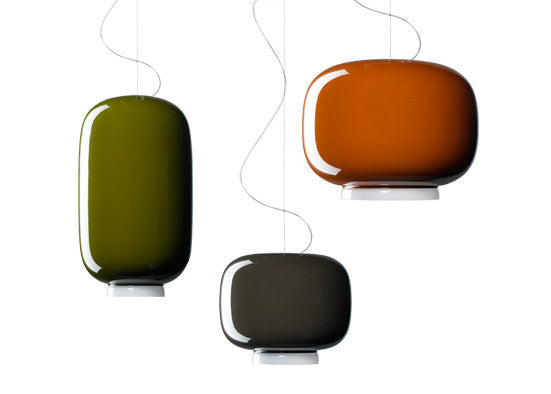 Chouchin Suspension Lamps by Foscarini