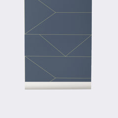 Lines Wallpaper by Ferm Living