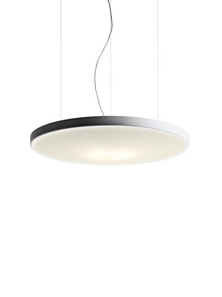 Luceplan D71P Petale Round Suspension Light