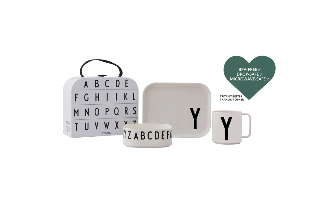 """Classics in a Suitcase"" by Design Letters"