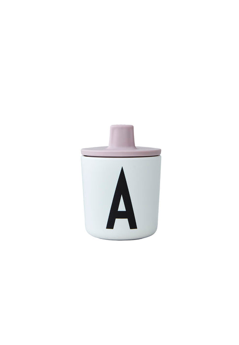 Sippy  Drink Lid for Melamine Cup by Design Letters