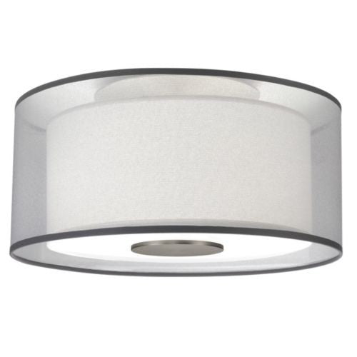 Robert Abbey Saturnia Semi-Flush Mount Light