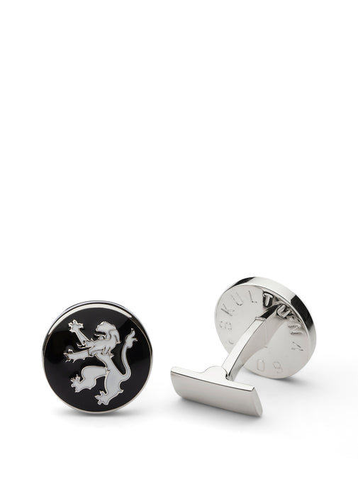 The Rampant Lion Cuff Links by Skultuna