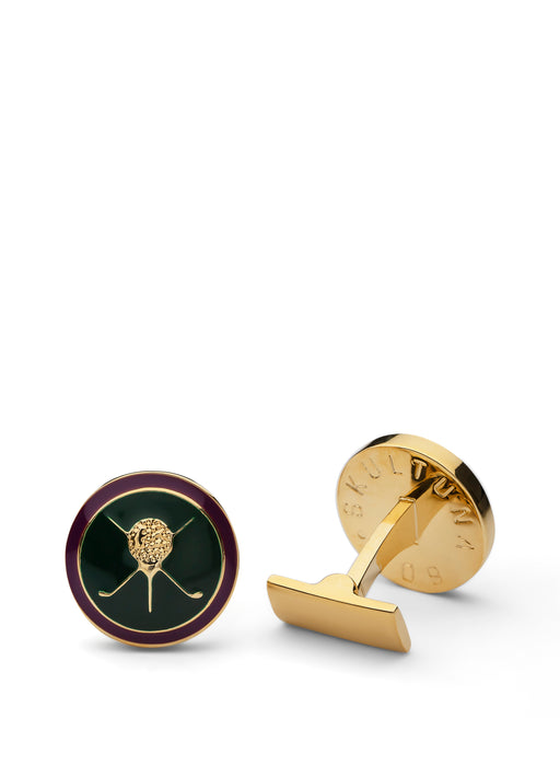 British Sporting Cuff Links by Skultuna