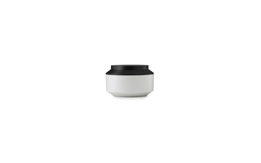 Geo Jar w. Lid Ø15 by Normann Copenhagen