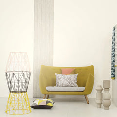 Wire Baskets & Side Tables by Ferm Living (Basket)