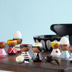 Bordfolk Egg Cups by Lucie Kaas (22 Styles)