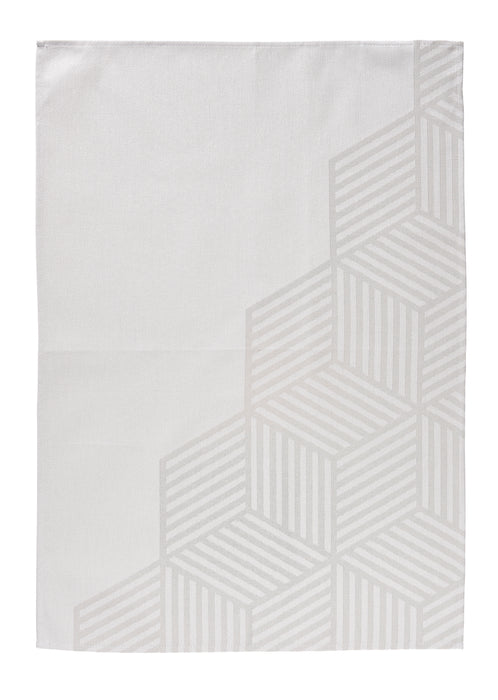 Daisy and Hexagon Tea Towels by Zone Denmark
