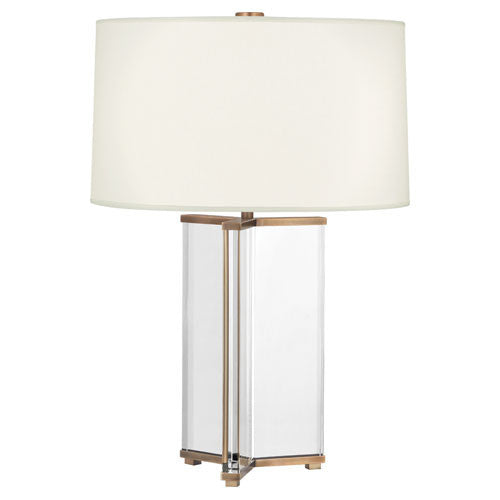 Fineas Table Lamp by Robert Abbey