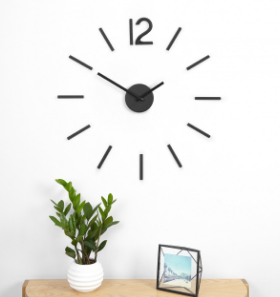 Blink Clock by Umbra