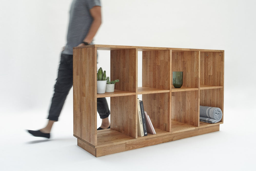 4 x 2 Bookcase from the LAXseries by MASHstudios