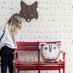 Native Wallpaper by Ferm Living