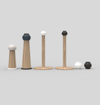 Barrel Series by Normann Copenhagen