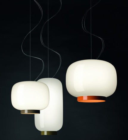 Chouchin Reverse Lamp by Foscarini