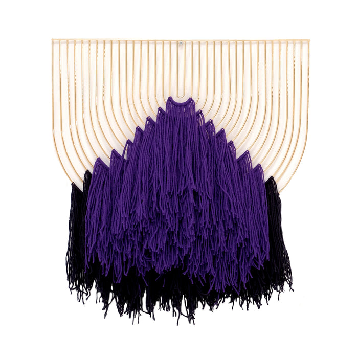 Macrame Art Piece by Bend Goods (Made in USA)