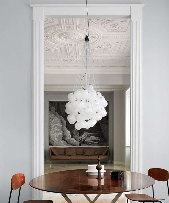 Luceplan Stochastic Suspension Lamp