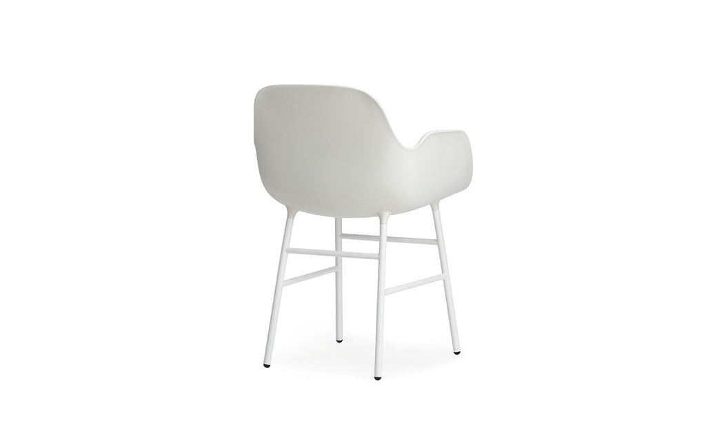 Form Armchair Steel by Normann Copenhagen