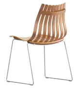 Scandia Junior Stackable Chair by Fjordfiesta