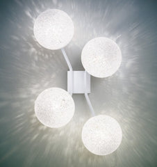 Lumen Center Iceglobe MICRO A2/A4/A6 Sconce