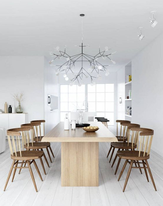 Modern Copper Ring Led Pendant Lighting 10758 Shipping: Heracleum II LED Suspension Pendant By Moooi