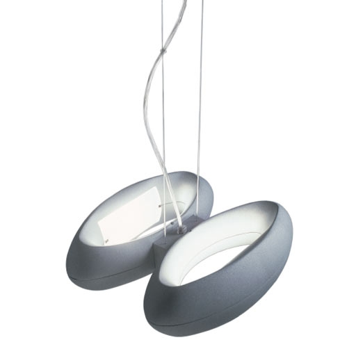 Loop Suspension Lamp by ZANEEN design