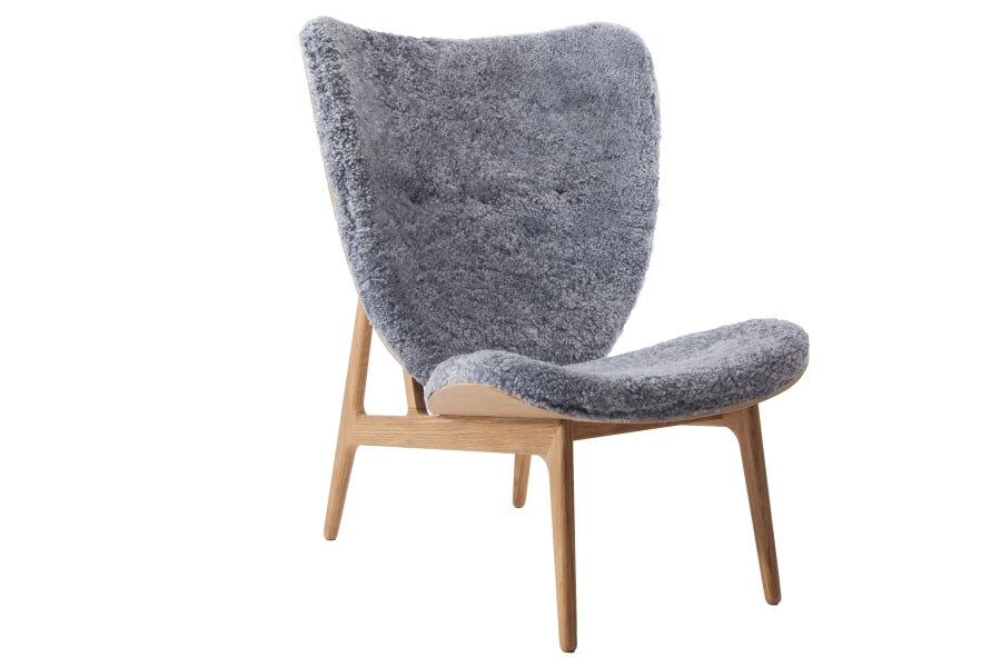 Elephant Lounge Chair - Sheepskin by NORR11