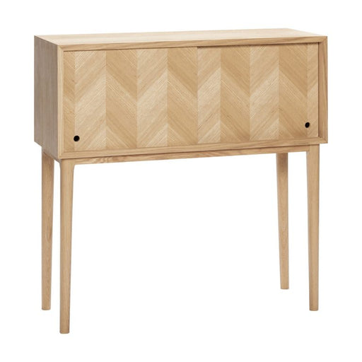 Oak Dresser, Tall, FSC by Hübsch
