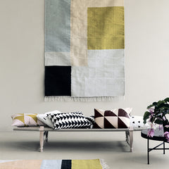 Kelim Geometry Rug by Ferm Living