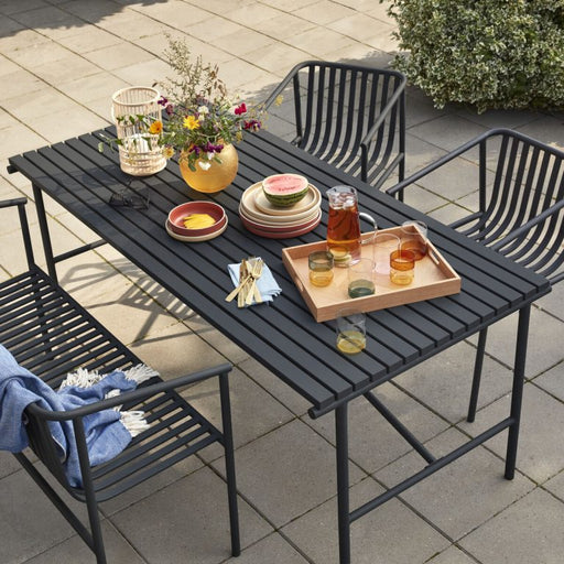 Metal Garden Furniture Set by Hübsch