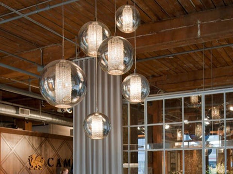 Viso Ulee Suspension Lamp