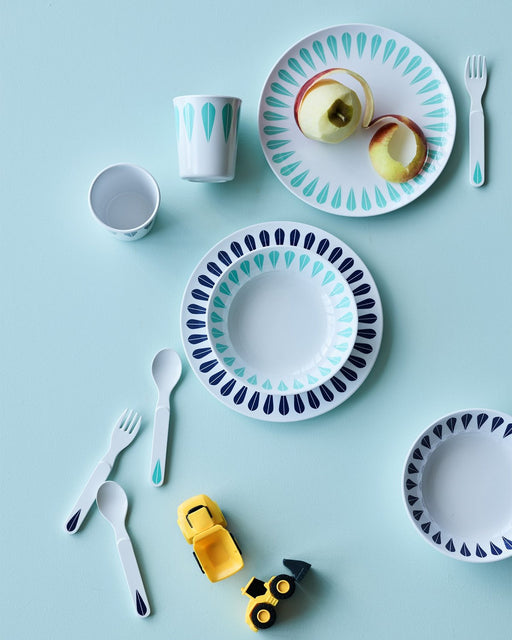 Arne Clausen Collection Kids Spoon and Fork by Lucie Kaas