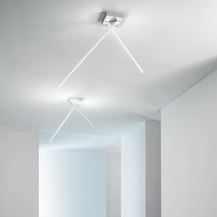 Spillo 2e Ceiling Lamp by ZANEEN design