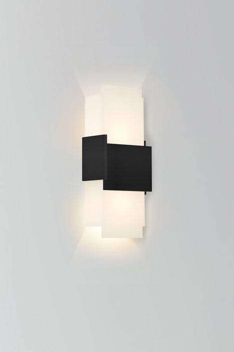 Acuo Outdoor Wall Sconce by Cerno (Made in USA)