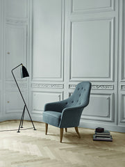Holmquist Adam Chair by Gubi