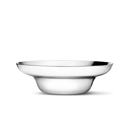 Alfredo Stainless Steel Salad Bowl by Georg Jensen