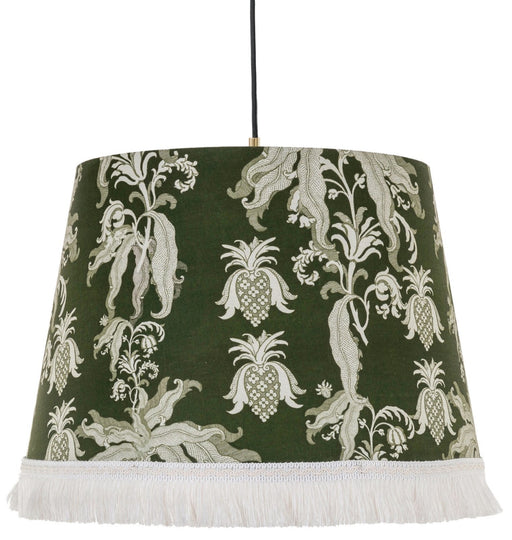 Guineo Green Pendant Lamp by Mindthegap